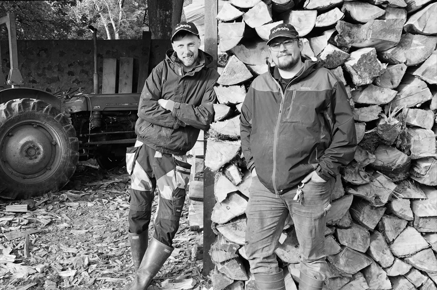 Lissanoure Castle - Grounds Keepers Alan Maclure and Sammy Jamieson profile image