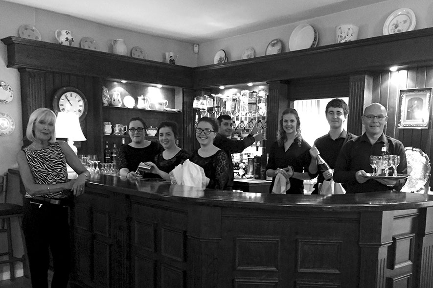 Lissanoure Castle -  Bar Staff team image