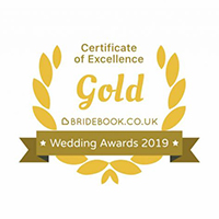 Lissanoure Castle Award - Bridebook Wedding Awards 2019