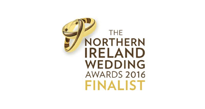 Lissanoure Castle Award - Northern Ireland Wedding Finalist 2016