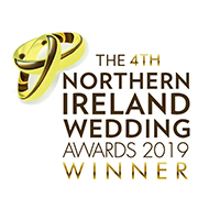 Lissanoure Castle Award - Northern Ireland Wedding Winner 2019