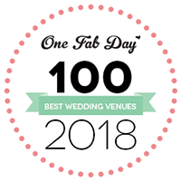 Lissanoure Castle Award - One Fab Day 100 Best Venues 2018