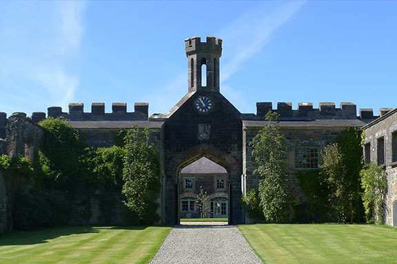 Lissanoure Castle Corporate and Film