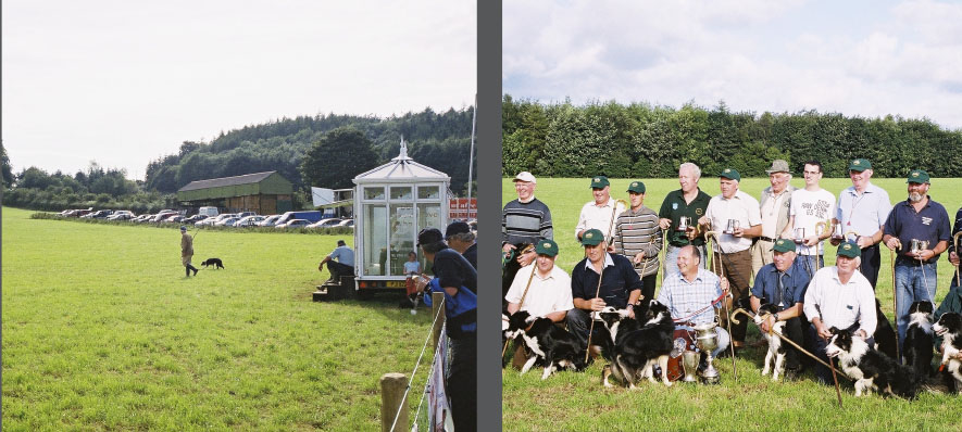 Lissanoure Castle Large Events Sheep Dog Events