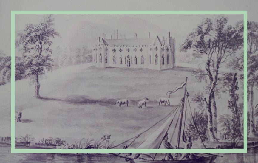 Lissanoure Castle History