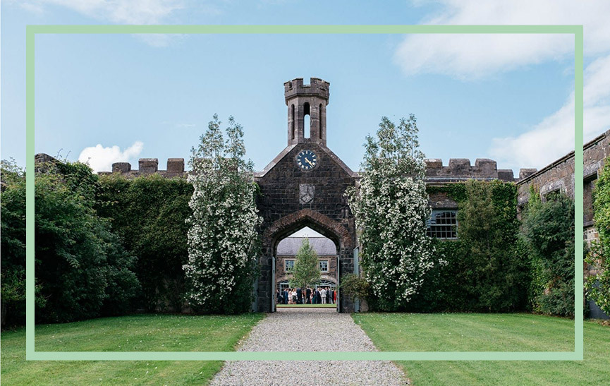 Lissanoure Castle Weddings