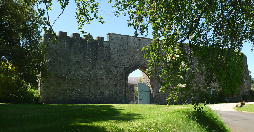 Lissanoure Castle Grounds for Parties & Events