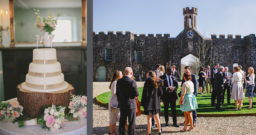 Lissanoure Castle Weddings Coach House