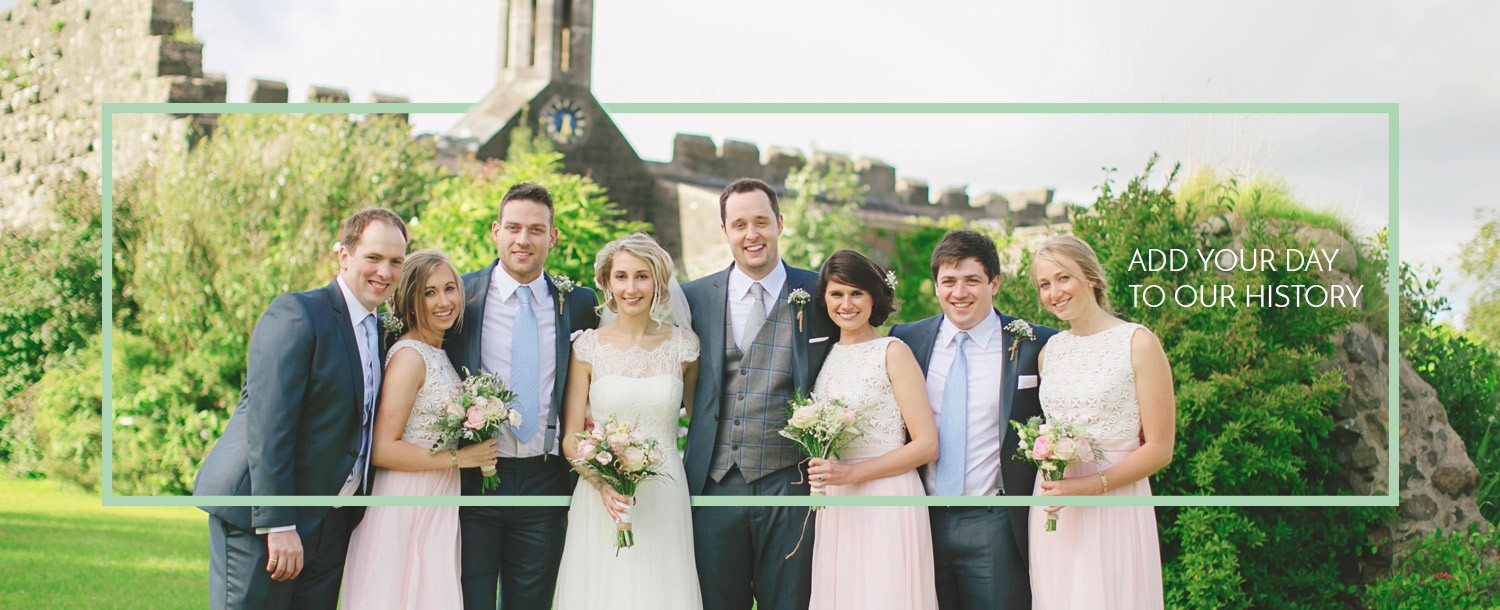 Lissanoure Castle - Weddings